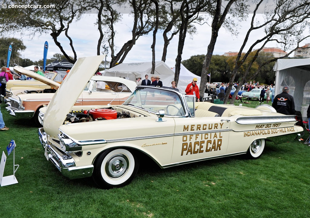 Mercury Turnpike Cruiser 1957 #8