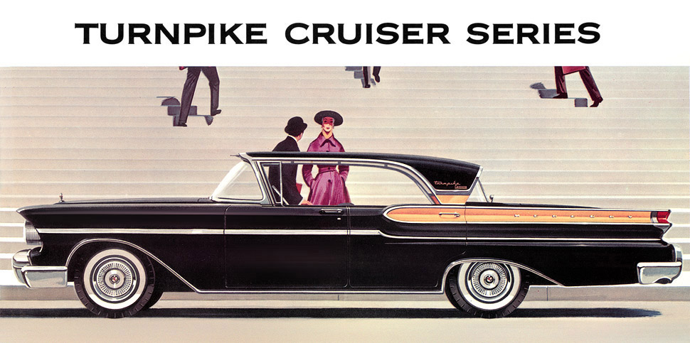 Mercury Turnpike Cruiser 1957 #9