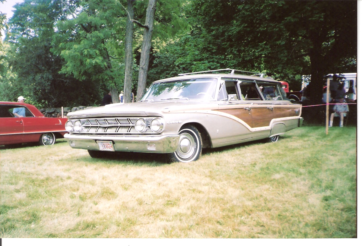 1963 Mercury Villager Information And Photos Momentcar 1947 Hudson Wiring Harness 3