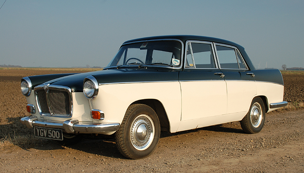 1959 Mg Magnette Information And Photos Momentcar