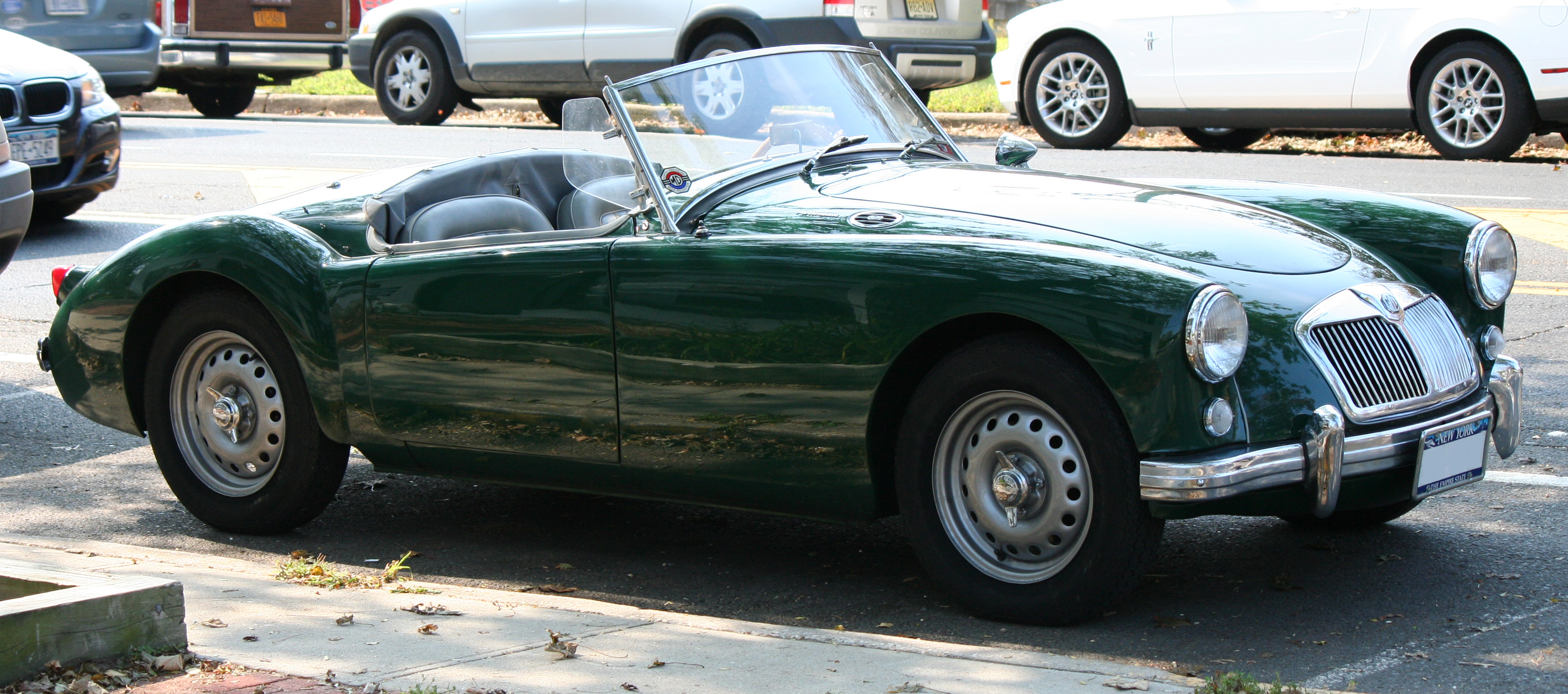 1961 MG MGA 1600 Mk I Values | Hagerty Valuation Tool®