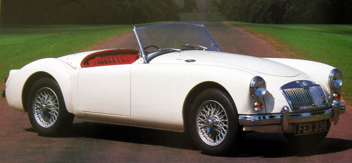 MG MGA Classic Cars For Sale - Classic Trader