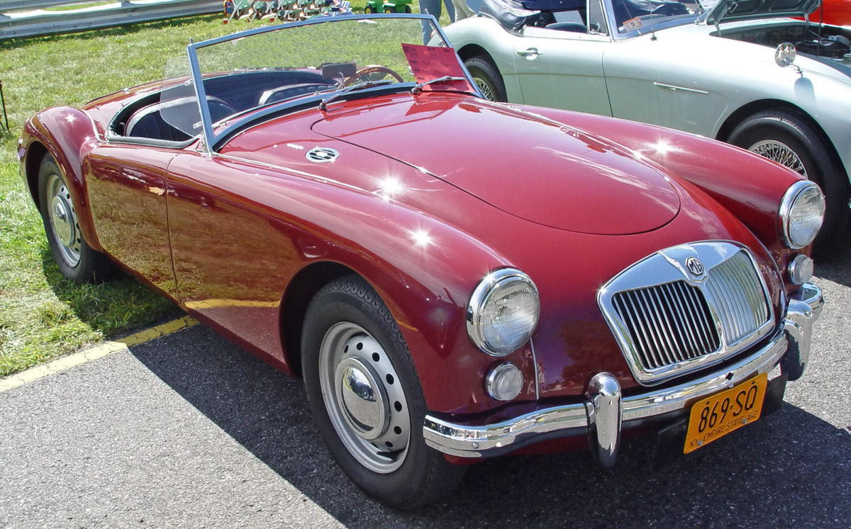 Classifieds for 1961 MG MGA - 5 Available