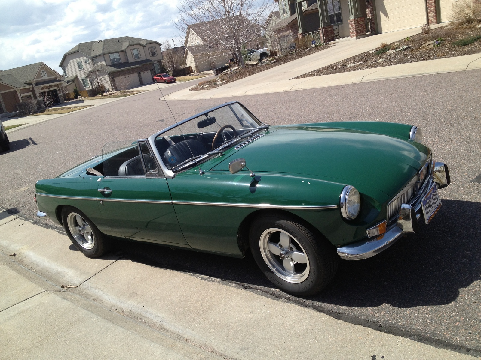 1971 Mg Mgb Information And Photos Momentcar Distributor Wiring Diagram Also Fuel Line On 1979 5