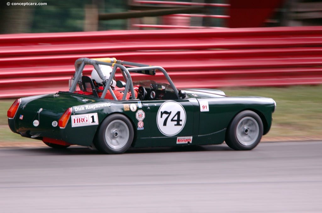 Accept. The 1971 mg midget replicas join