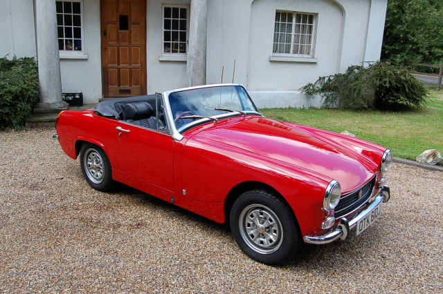 1971 mg midget replicas commit