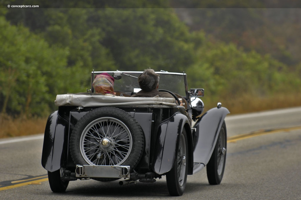 MG TC Roadster 1947 #1
