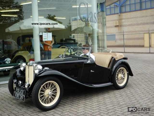 MG TC Roadster 1947 #11