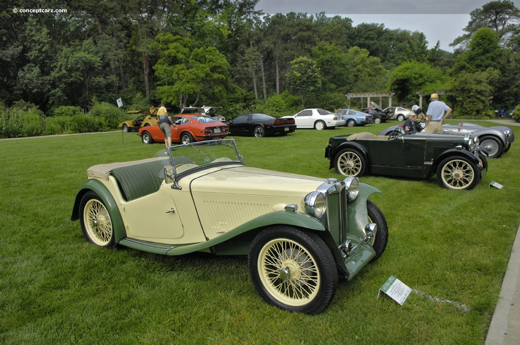 MG TC Roadster 1947 #6