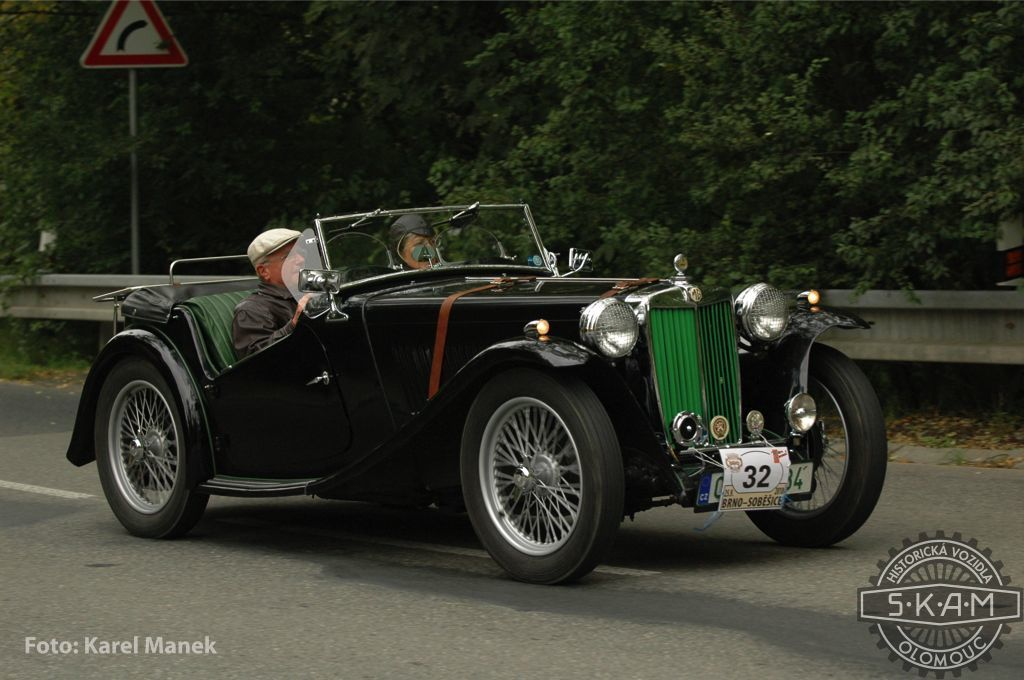 MG TC Roadster 1947 #9