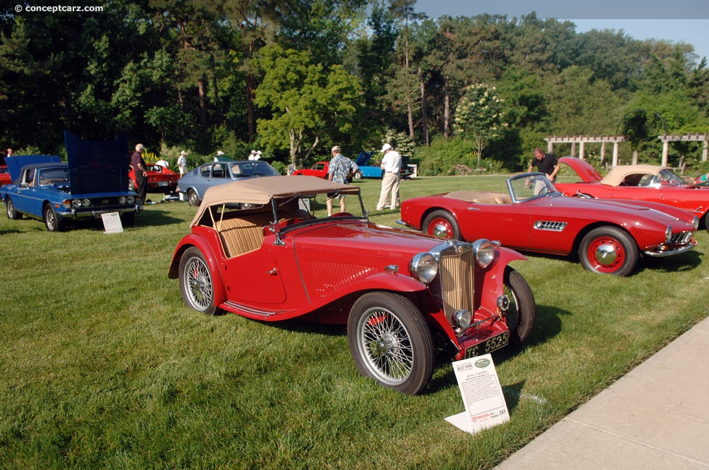 MG TC Roadster 1948 #12