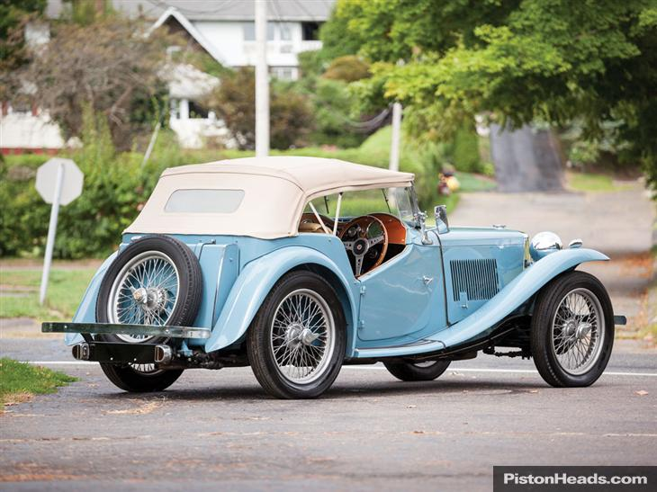 MG TC Roadster 1948 #15