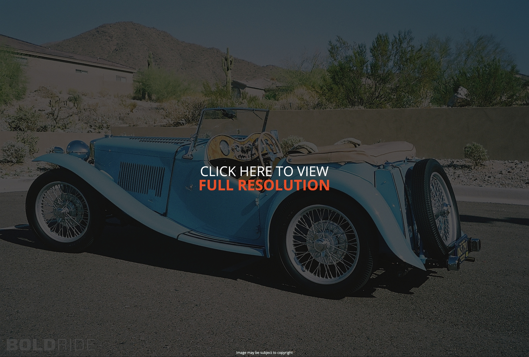 MG TC Roadster 1948 #4