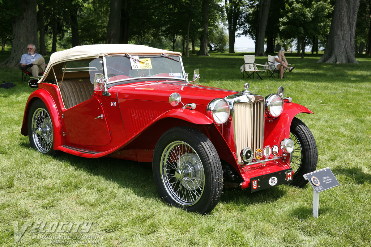 MG TC Roadster 1948 #9