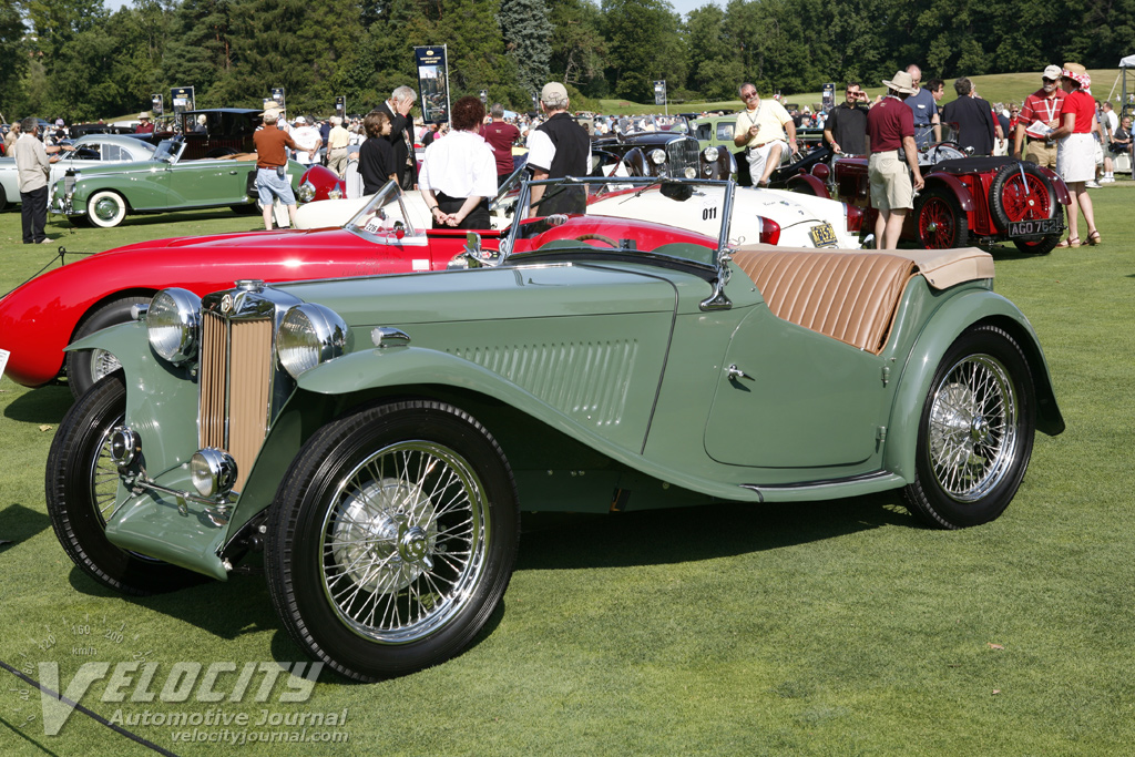 MG TC Roadster 1948 #10