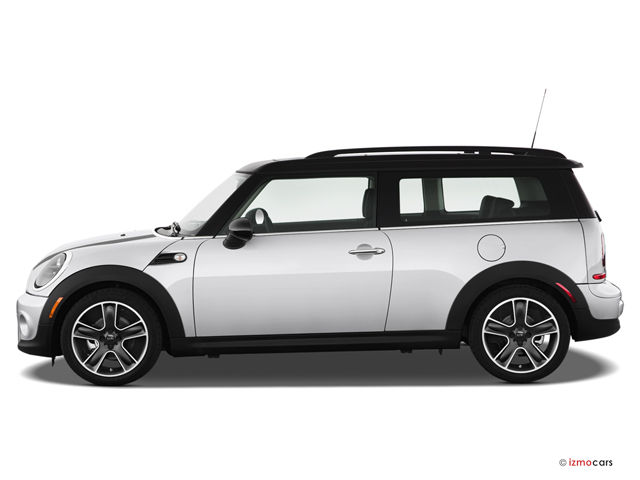 MINI Cooper Clubman Base #2
