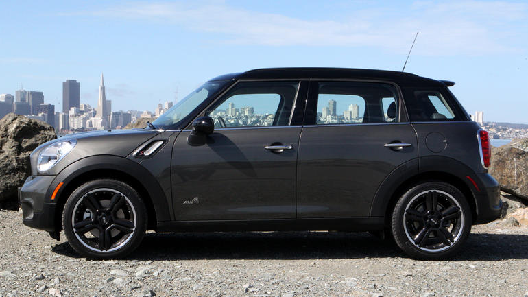 MINI Cooper Countryman 2011 #4