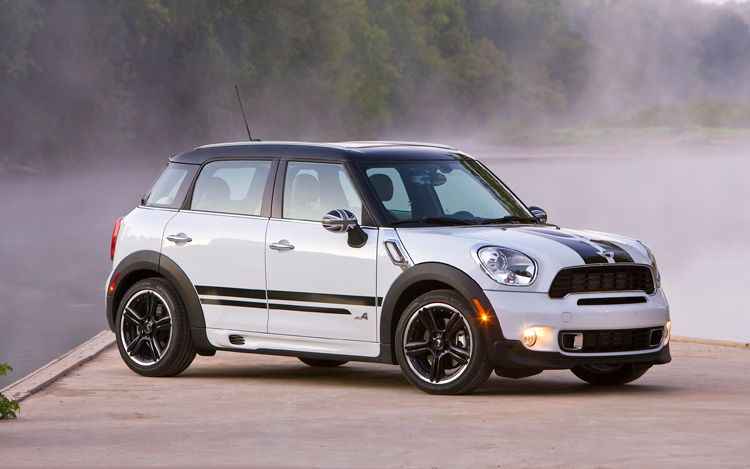 MINI Cooper Countryman 2011 #5