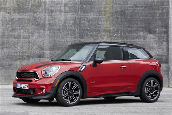 MINI Cooper Countryman 2014 #2