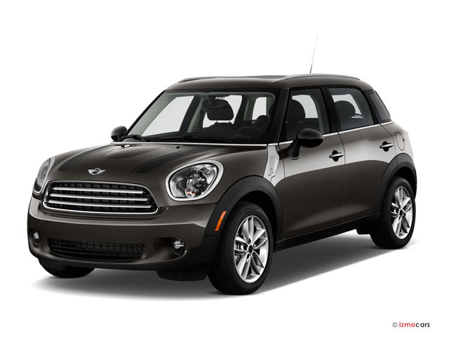 MINI Cooper Countryman 2014 #4