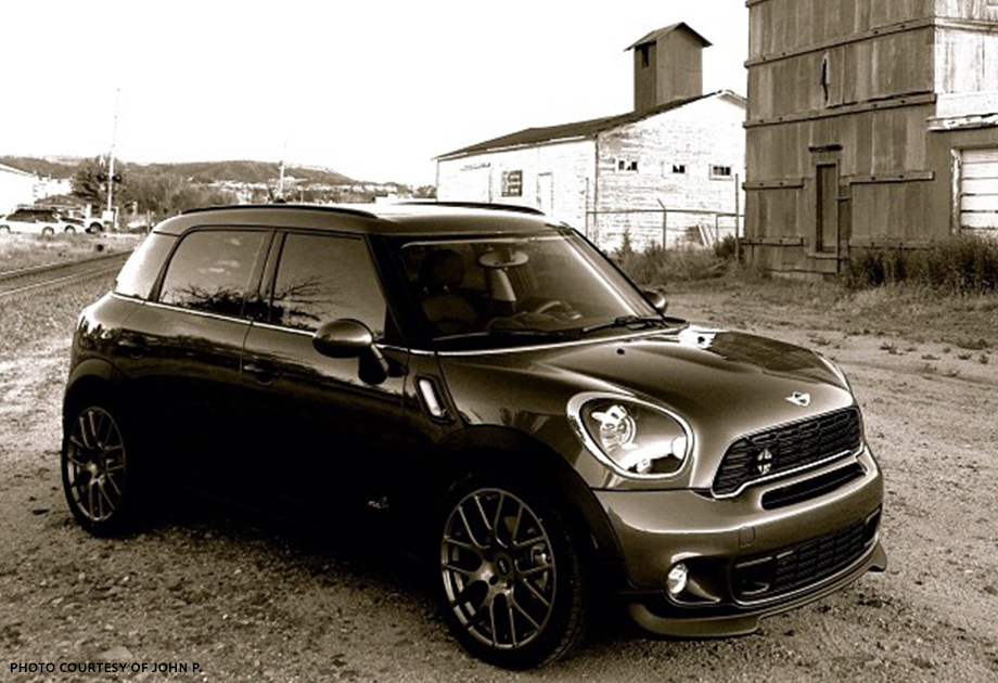 MINI Cooper Countryman 2014 #5