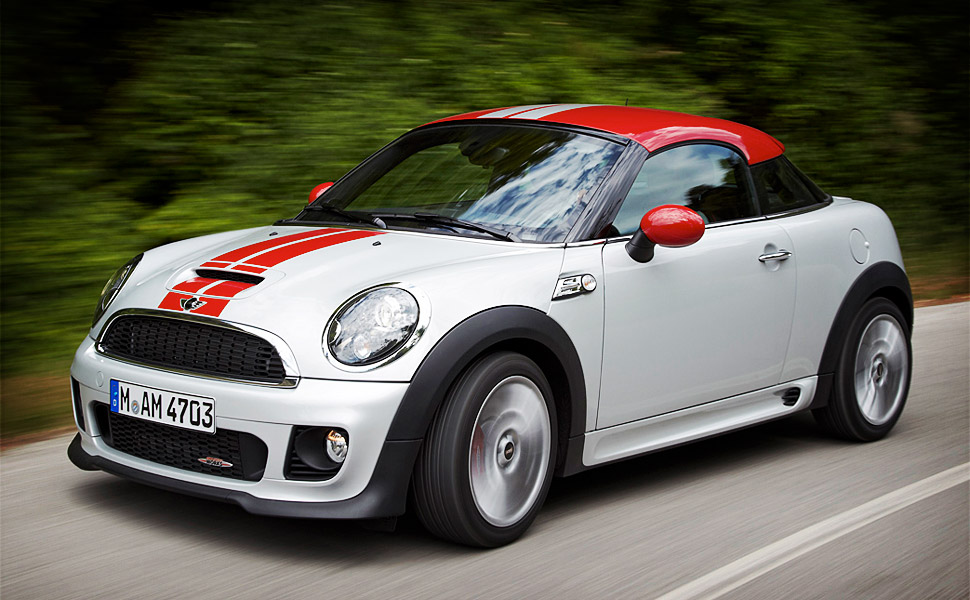 MINI Cooper Coupe 2012 #5