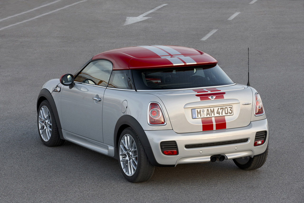 MINI Cooper Coupe 2012 #7