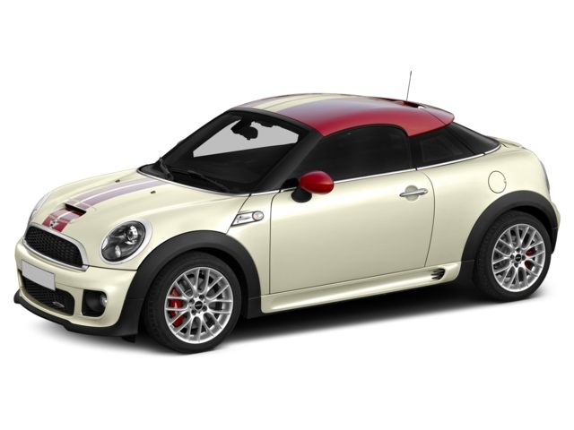 MINI Cooper Coupe 2014 #10