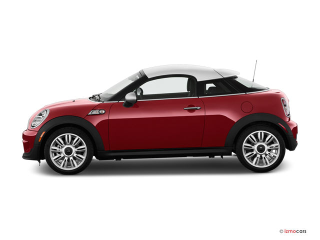 MINI Cooper Coupe 2014 #2