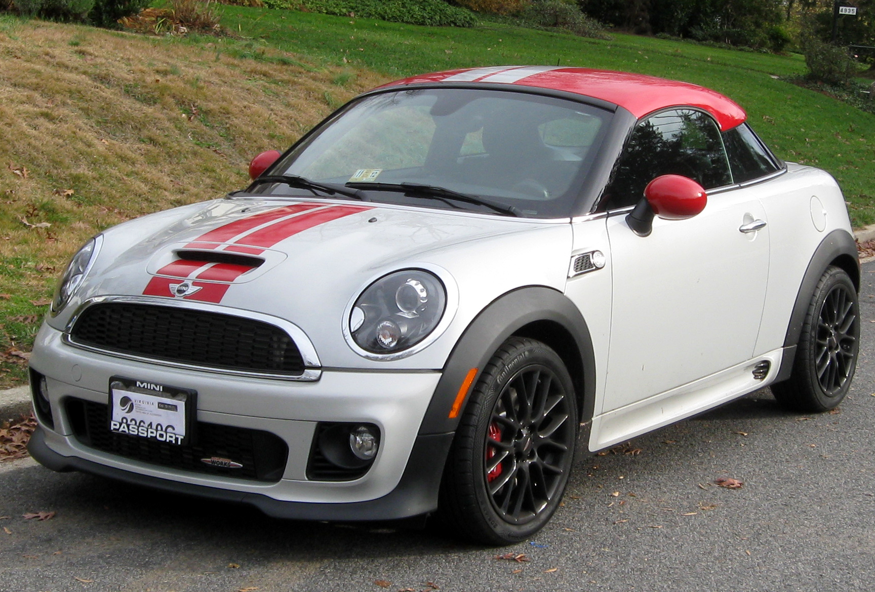 MINI Cooper Coupe John Cooper Works #5
