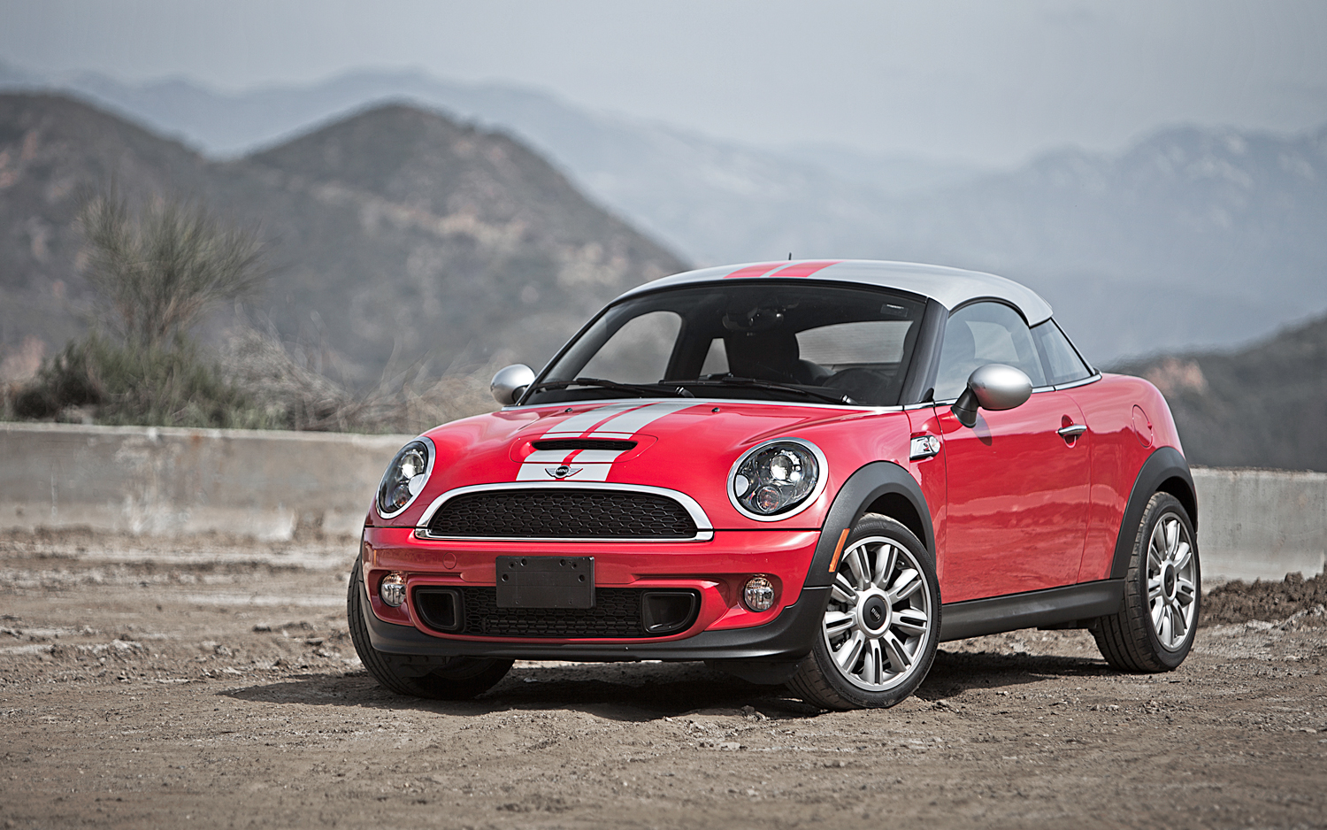 MINI Cooper Coupe S #1