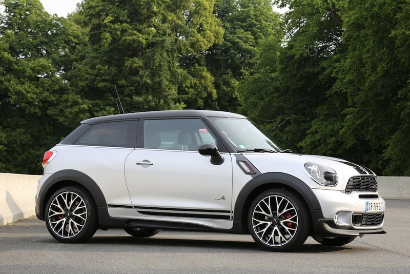 Mini Cooper Paceman John Works All4 7