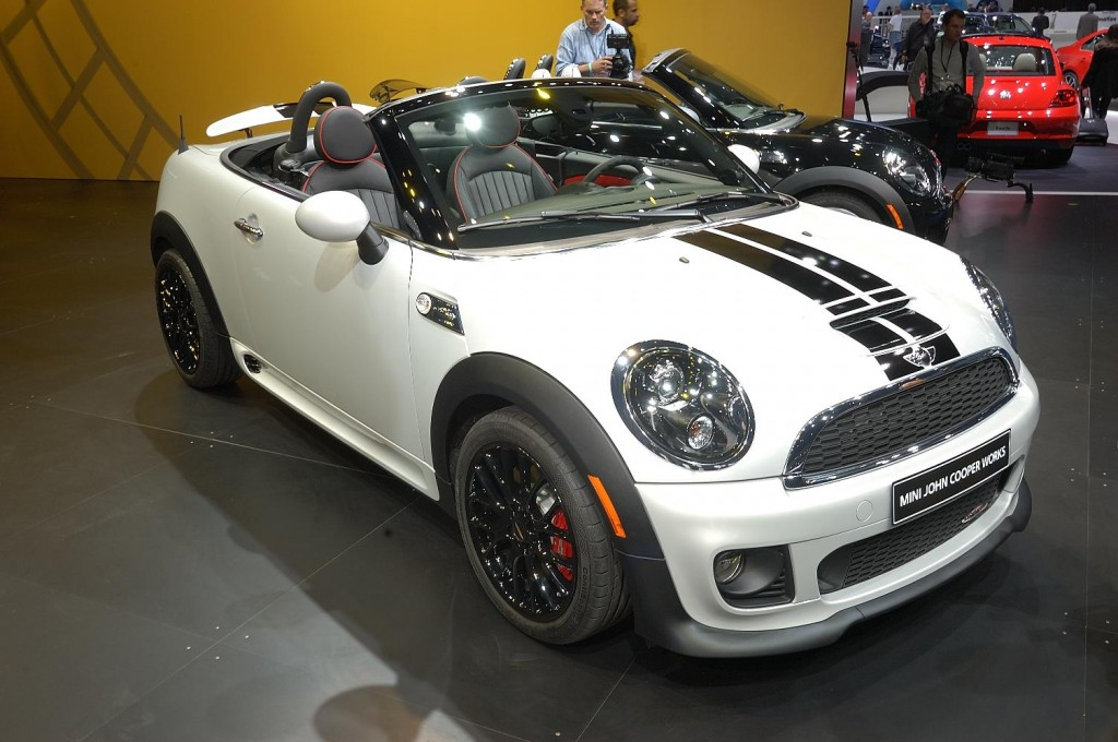 MINI Cooper Roadster John Cooper Works #1