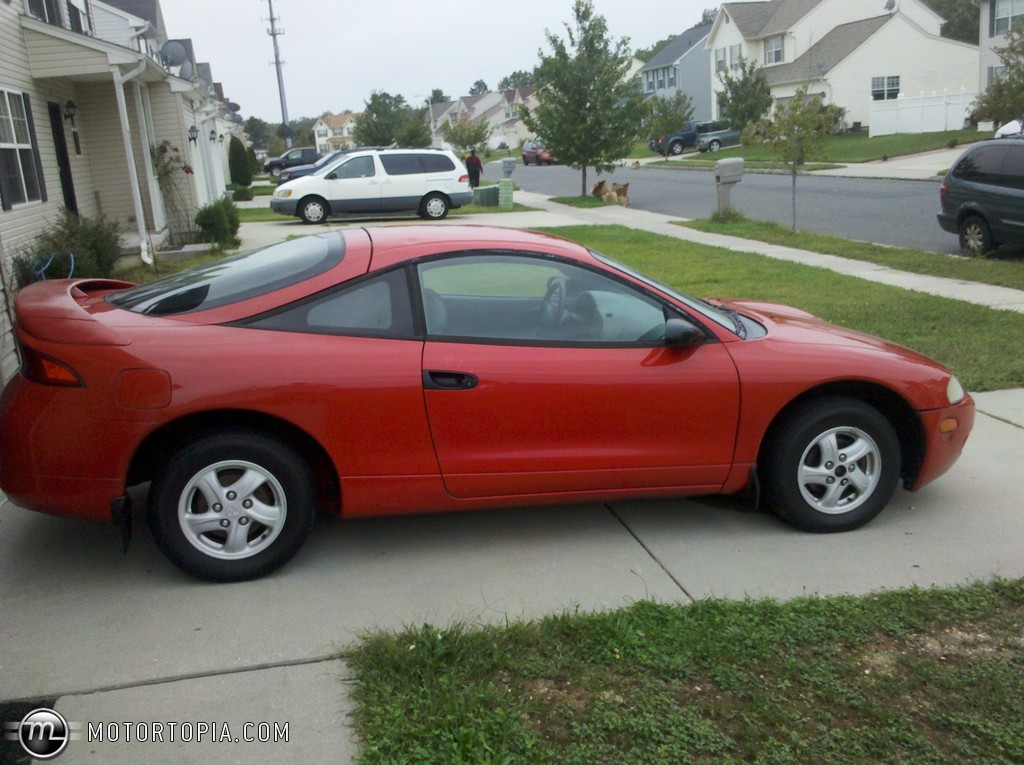 1996 Mitsubishi Eclipse  Information and photos  MOMENTcar