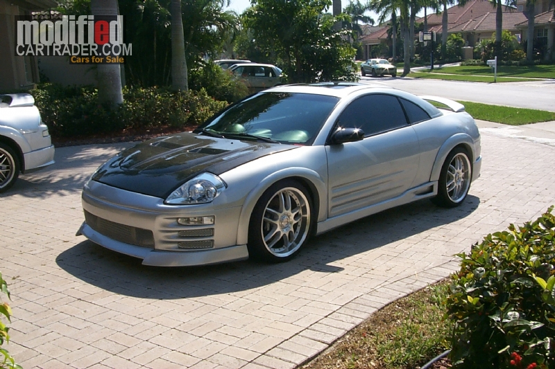 2001 mitsubishi eclipse information and photos momentcar. Black Bedroom Furniture Sets. Home Design Ideas