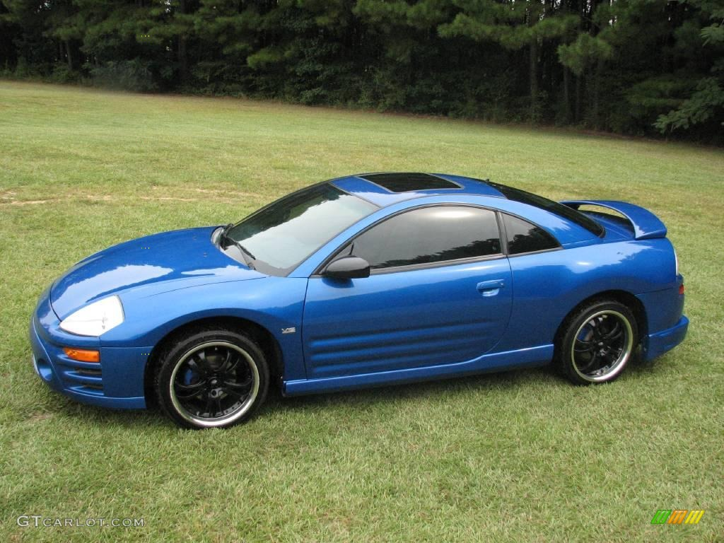 2003 mitsubishi eclipse information and photos momentcar. Black Bedroom Furniture Sets. Home Design Ideas