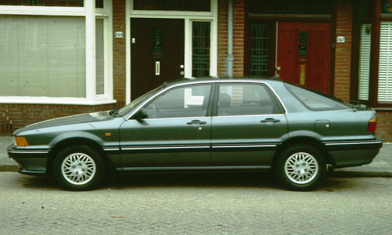 1989 Mitsubishi Galant Information And Photos Momentcar