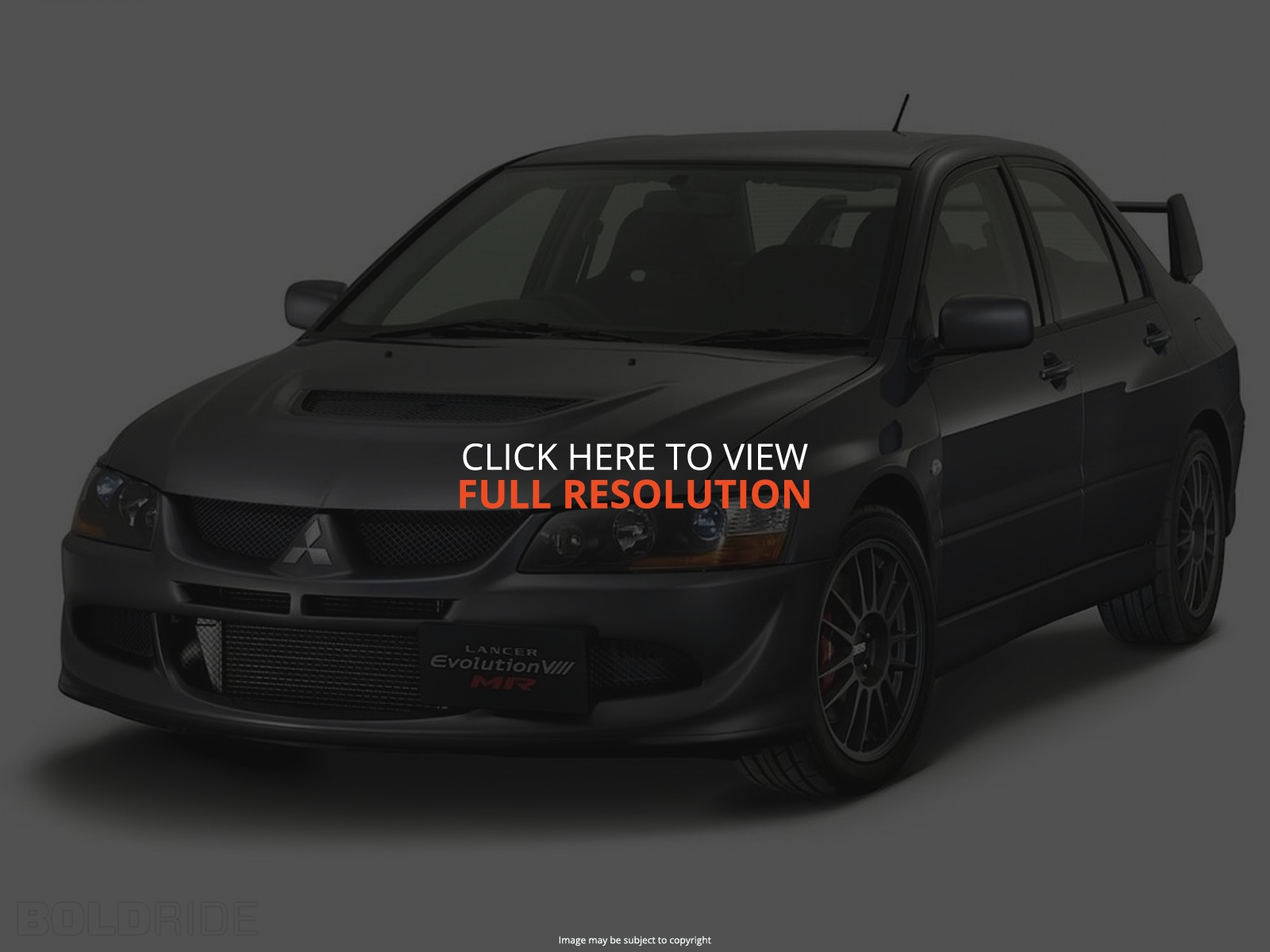 2003 mitsubishi lancer evolution information and photos momentcar