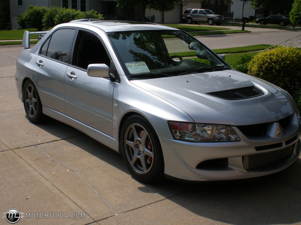 2005 mitsubishi lancer evolution information and photos. Black Bedroom Furniture Sets. Home Design Ideas
