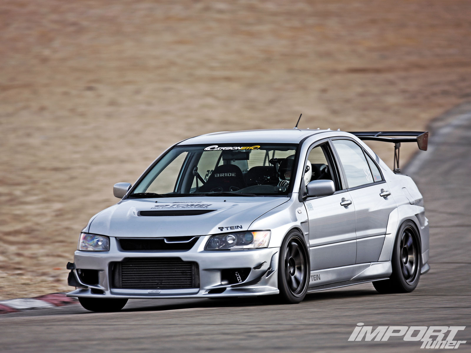 Mitsubishi Lancer Evolution MR (2006) - pictures, information & specs