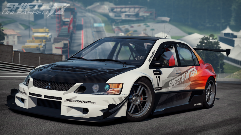 Mitsubishi Lancer Evolution MR Edition #1