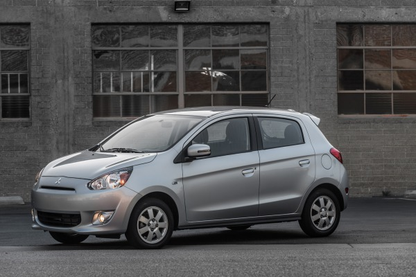 Mitsubishi Mirage Base #2