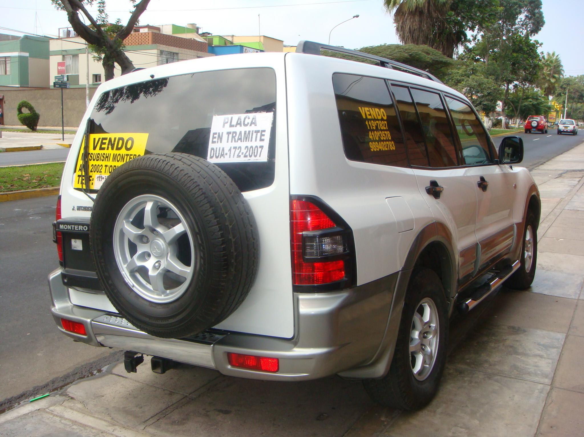 Pajero 3 2 di d winter edition immediately navigation 2011 moreover 4105 Mitsubishi Montero 2002 11 as well 093529 moreover 300854956538 besides 2006 Mitsubishi Eclipse Pictures C2846 pi36684809. on montero car