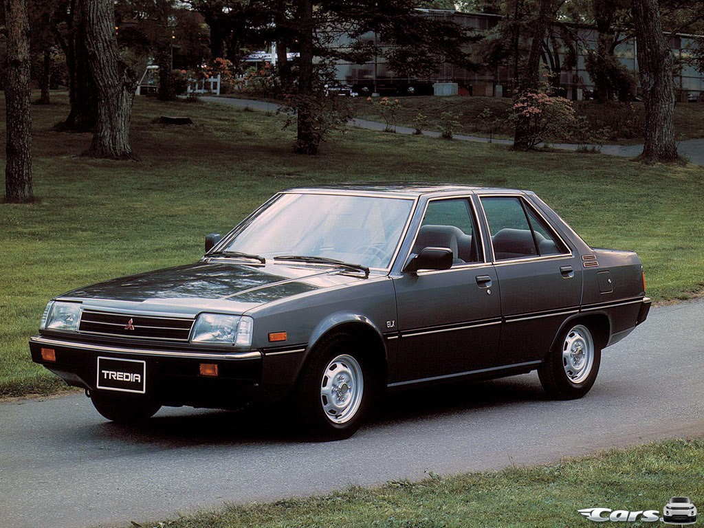 Mitsubishi Tredia Information And Photos Momentcar