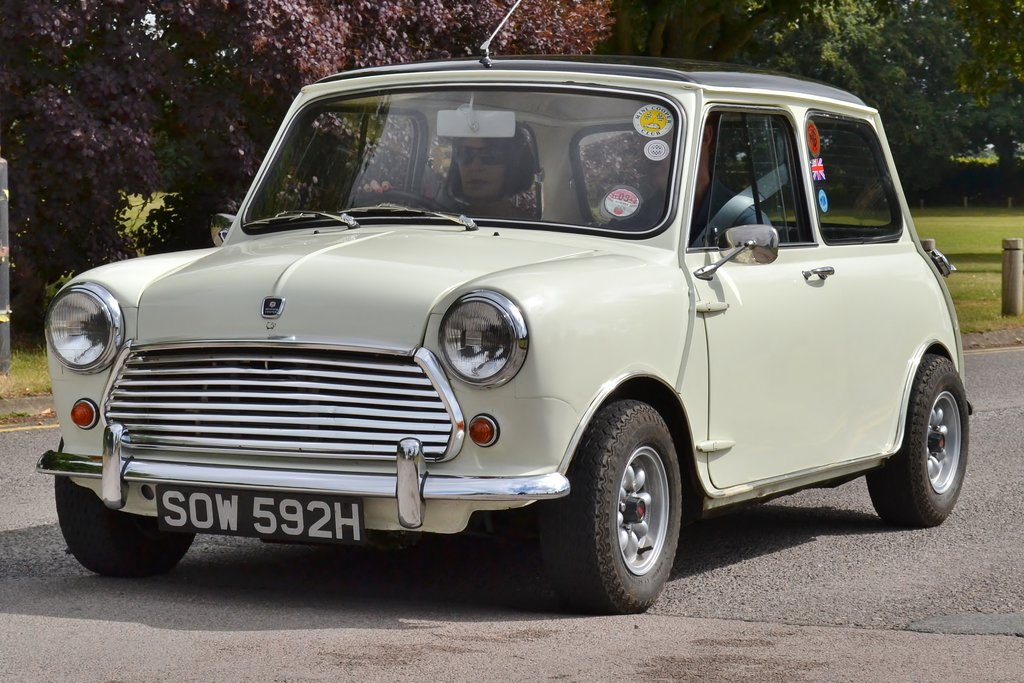 1969 Morris Mini Information And Photos Momentcar