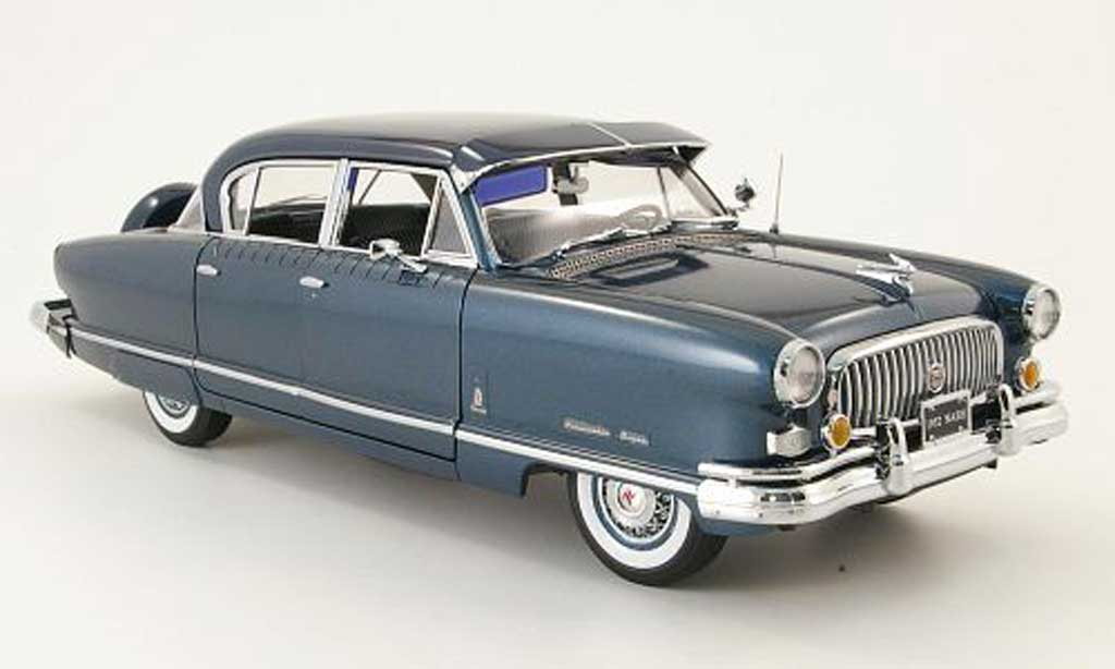 1952 Nash Ambassador Information And Photos Momentcar