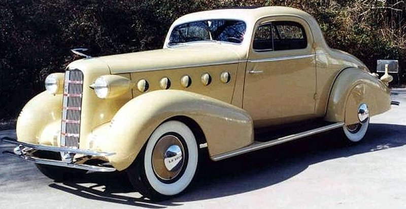 1934 Nash Lafayette Information And Photos Momentcar