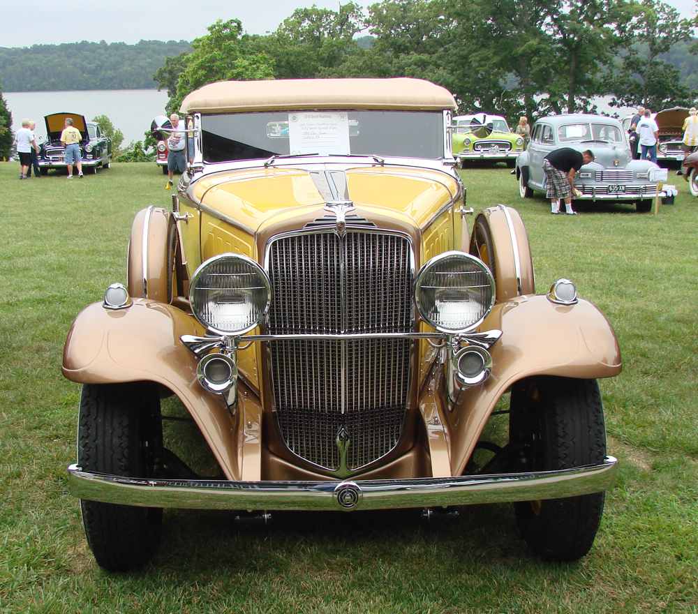 1932 Nash Special Eight Information And Photos Momentcar