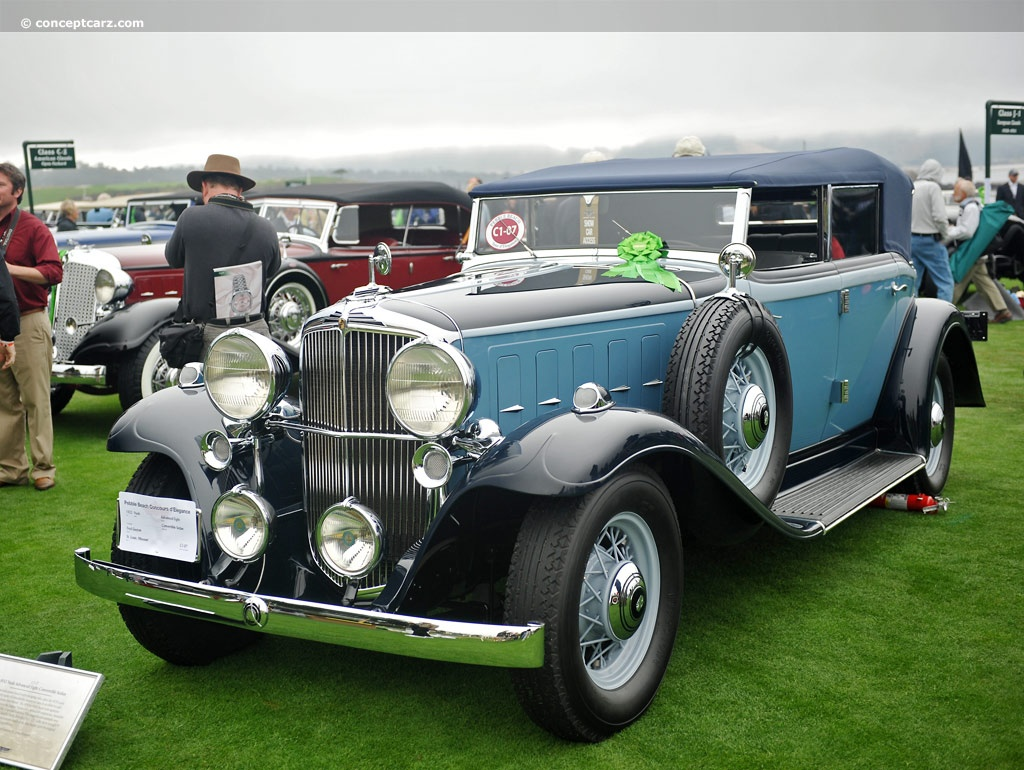 1931 Nash Twin Ignition Information And Photos Momentcar