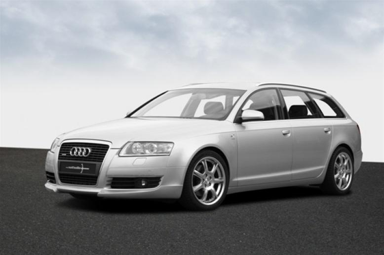 New A6 Avant from Audi 2005 or would you like to drive in the business class? #8